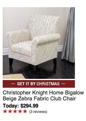 CK chair