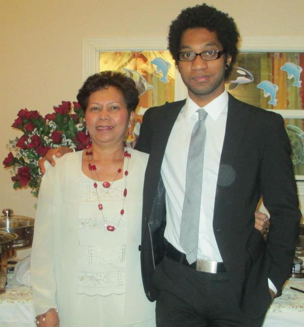 isaiah+mom