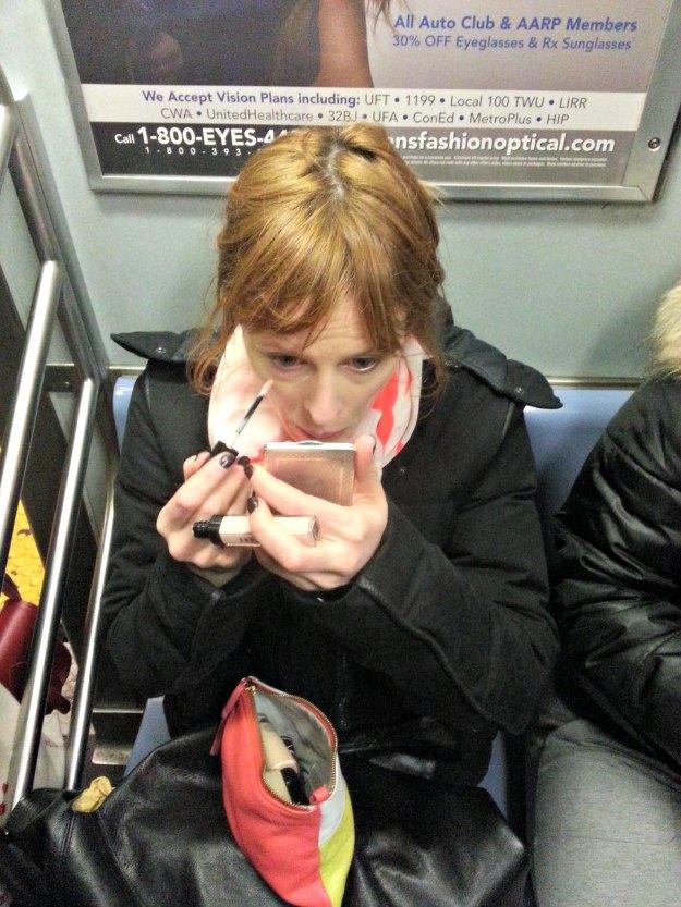 subway makeup 2