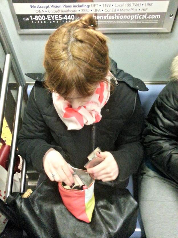 subway makeup