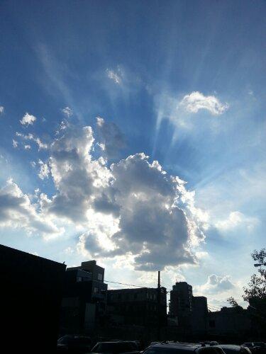 Brooklyn skies