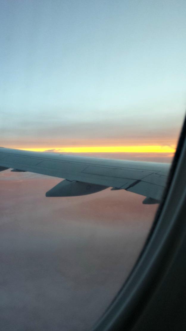 TX sky