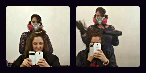 Hair Collage
