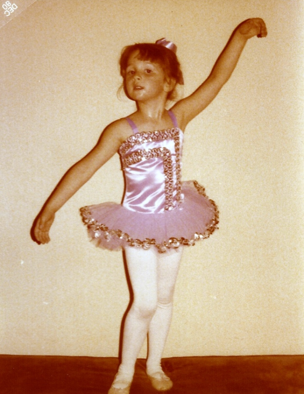 ballet Jen tutu