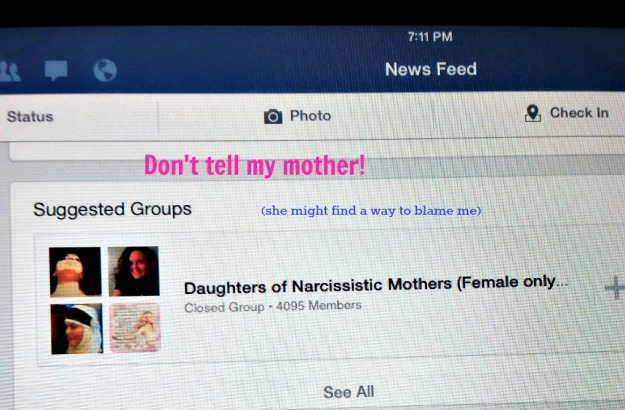 Narcissistic Mothers