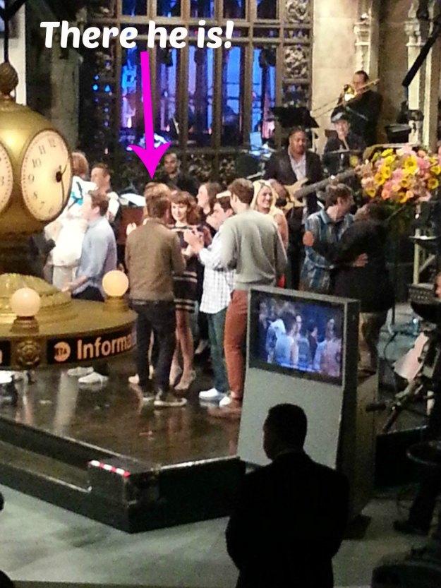 SNL Aaron Paul