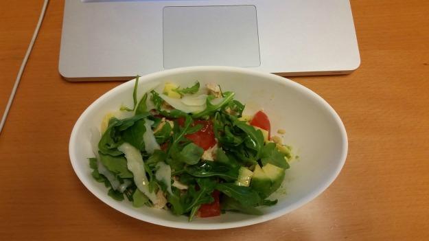 LA salad