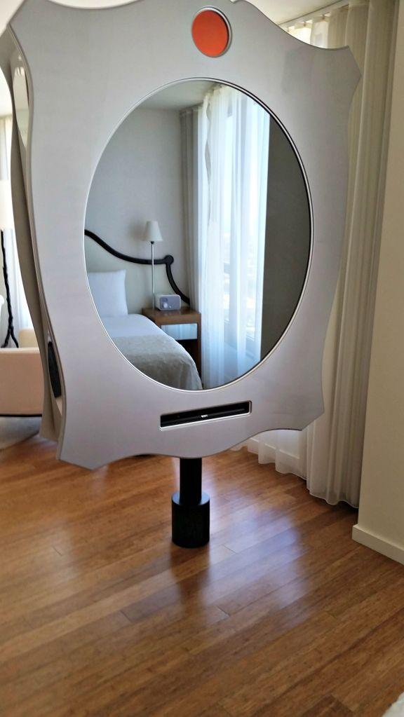 Mondrian LA suite
