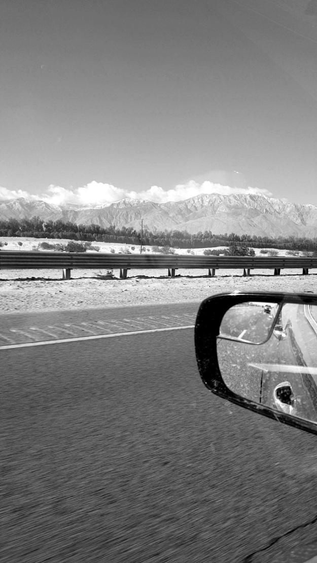 Drive to LA Snapchat-4890625016640077591