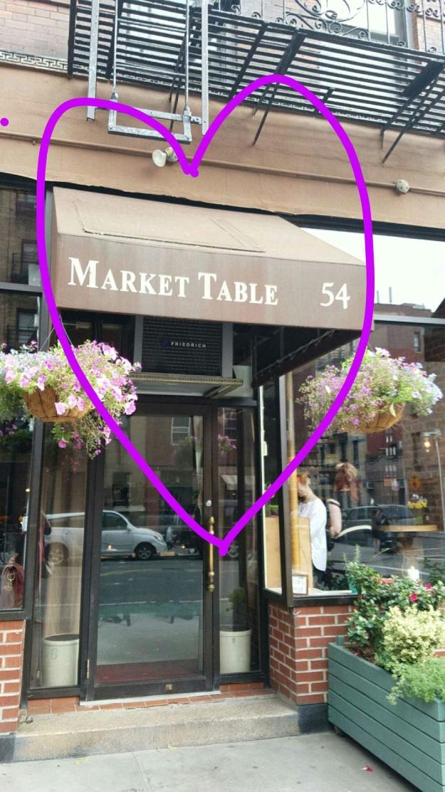 Market Table Snapchat-5551302397310353491
